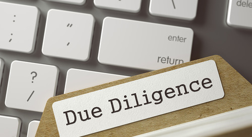 Webinar: When is recurring due diligence enough? All you need to know