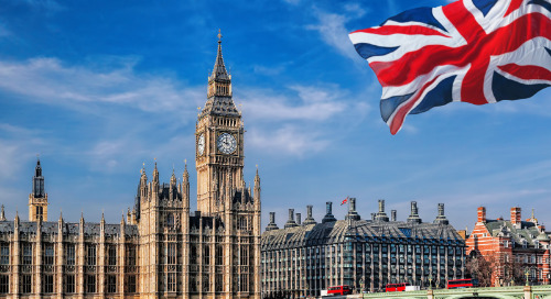 What happened in 2018? United Kingdom Compliance Review