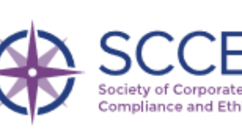 12 April 2019 - SCCE Scottsdale Regional Compliance & Ethics Conference