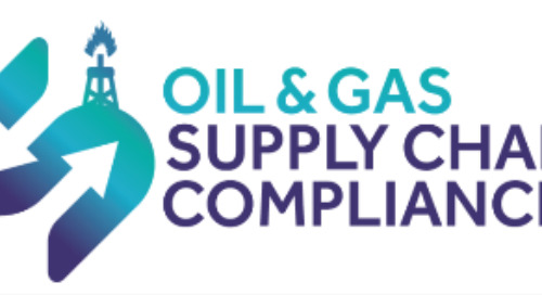 24 - 25 April 2019 - Oil & Gas - Supply Chain Compliance