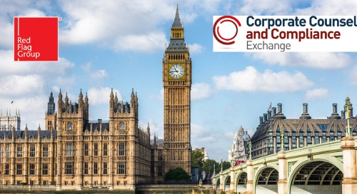 25 - 26 April 2019 - Corporate Counsel and Compliance Exchange (London)