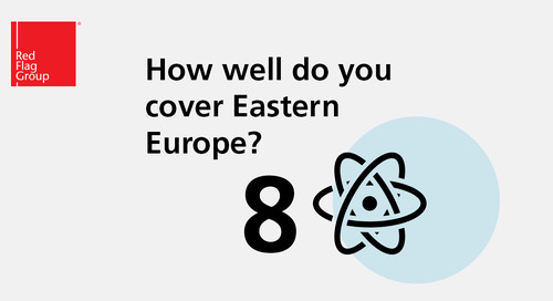 How well do you cover Eastern Europe?