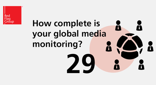 How complete is your global media monitoring?