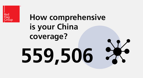 How comprehensive is your China coverage?