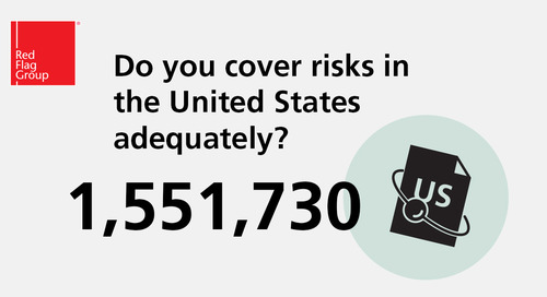 Do you cover risks in the United States adequately?