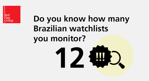 Do you know how many Brazilian watchlists you monitor?