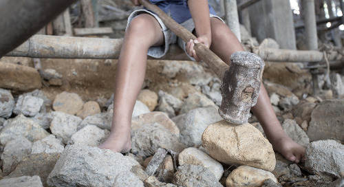 The Netherlands gives voice to child labour hidden in supply chains