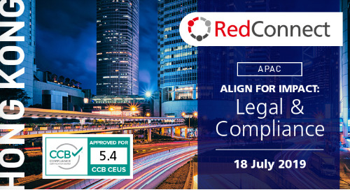 18 July 2019 - RedConnect Hong Kong