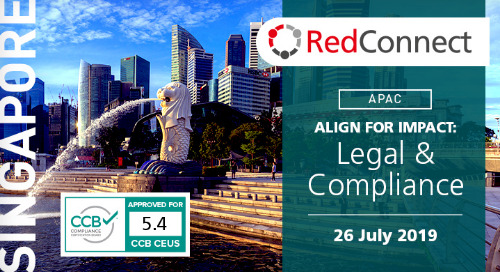 26 July 2019 - RedConnect Singapore