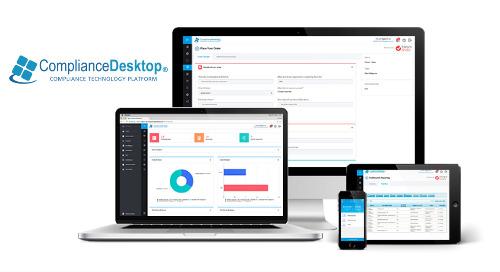 ComplianceDesktop®   Compliance Technology Platform - Product Developments