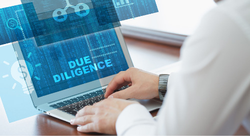 Things to think about when conducting bespoke due diligence