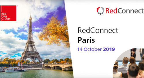 14 October 2019 - RedConnect Paris