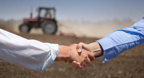 Supply chain and compliance in the agricultural sector