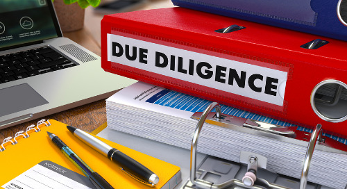How to select a due diligence provider