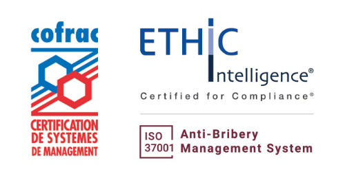 ETHIC Intelligence® accredited by COFRAC for its ISO 37001 certification, continues to help companies show commitment to ethical practices
