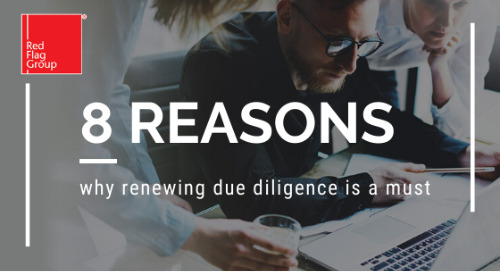 8 reasons why renewing due diligence is a must