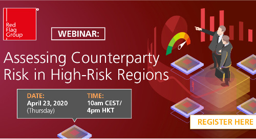 Webinar: Assessing Counterparty Risk in High-Risk Regions