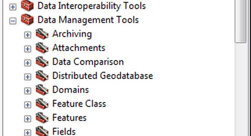 Les géodatabases fichiers sous licence : une façon sécuritaire de partager vos données