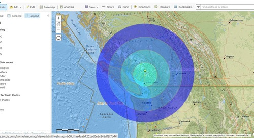 Aperçu des plus récentes ressources d'ArcGIS Online pour le milieu scolaire sur les thèmes de la géographie, de l'histoire et des sciences