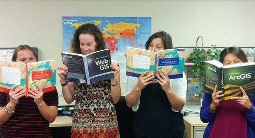 Enseignants du primaire et du secondaire: Comment demander un livre d'EsriPress pour votre cours