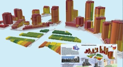 Modélisation SIG en 3D pour les évaluations de copropriétés à Vancouver