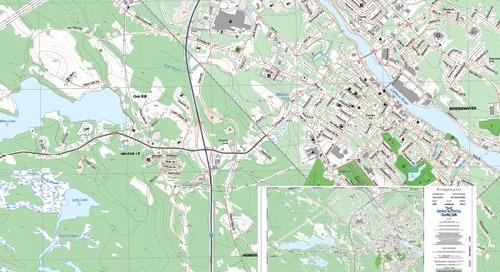 GéoPDF de Bridgewater