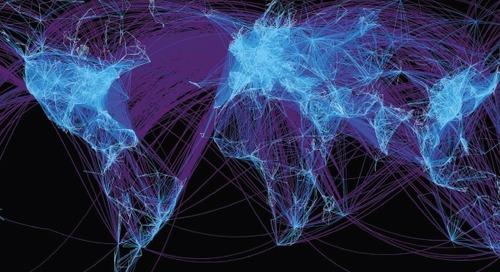Réseau mondial de transport aérien – 2013