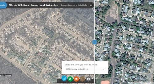 Pleins feux sur les infrastructures de données spatiales – mai 2016