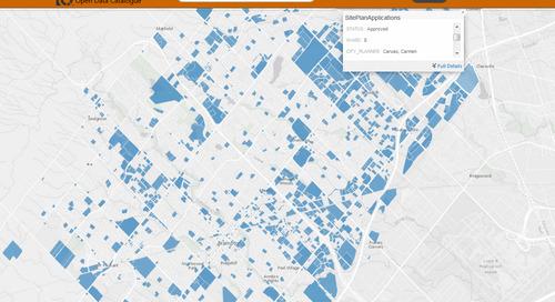 Application du mois de juin: Catalogue de données ouvertes de la Ville de Brampton