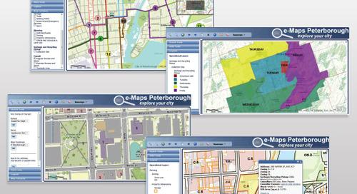 e-Maps Peterborough