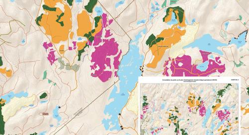 Consultation du public sur le plan d'aménagement forestier intégré opérationnel (PAFIO) - Unité d'aménagement 06252