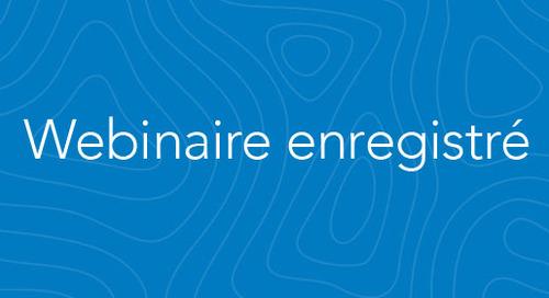 ArcGIS Online pour les MRC et les municipalités québécoises