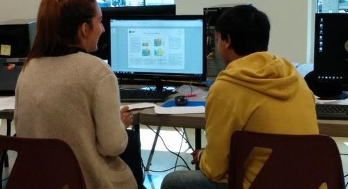 Cinq raisons de faire participer vos étudiants à la compétition de SIG de Compétences Ontario