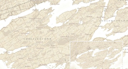 L'héritage du passé au comté de Prince Edward, en Ontario