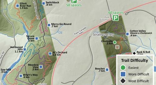 Parc provincial Bonshaw Hills