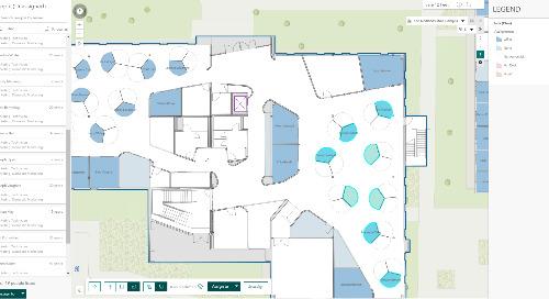 Foire aux questions sur ArcGIS Indoors pour la gestion intelligente des bâtiments