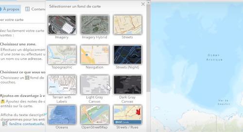 Questions-réponses : Exploitez au mieux ArcGIS Online à l'aide de la carte communautaire du Canada