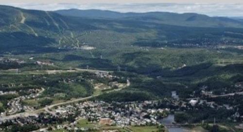 Entre fleuve et montagne : une ville de 4 000 habitants qui innove! (Partie 1)