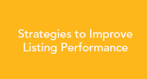 INFOGRAPHIC: Improving Listing Performance