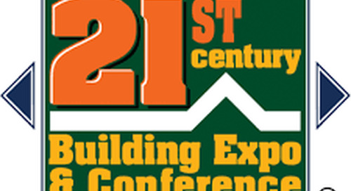 BDX to Exhibit & Speak At 21st Century Building Expo September 13-15th, 2016