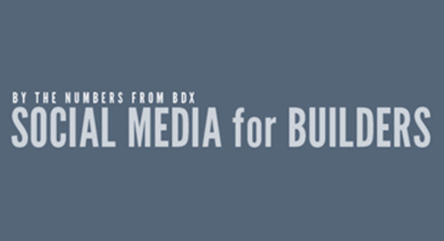 INFOGRAPHIC: Social Media for Builders