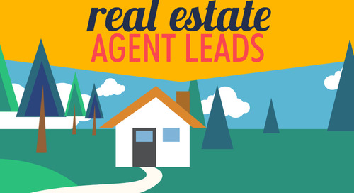INFOGRAPHIC: Real Estate Agent Leads