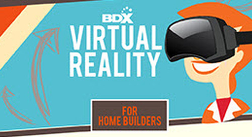 INFOGRAPHIC: Virtual Reality For Home Builders