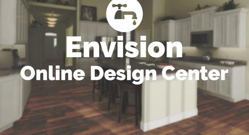 Envision Online Design Center Featured In Builder Magazine