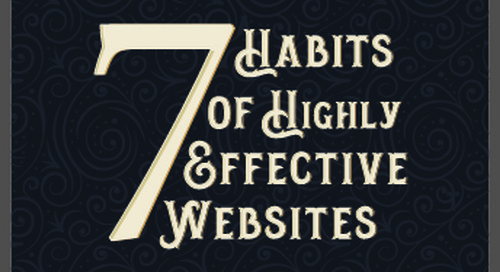 WEBINAR: 7 Habits of Highly Effective Websites