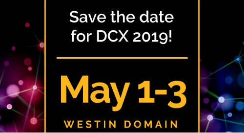 DCX 2019 Save the Date