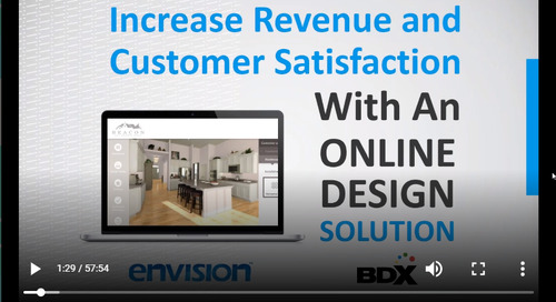 WEBINAR: Increase Revenue and Customer Satisfaction with an Online Design Center