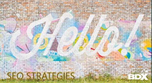 WEBINAR: SEO Strategies
