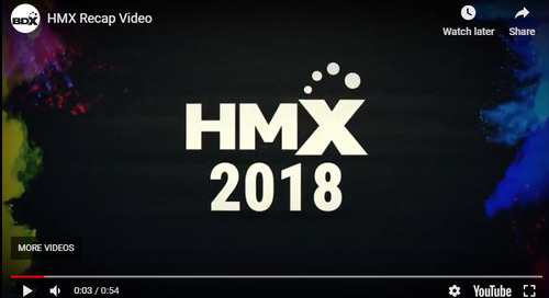 HMX 2018 Recap