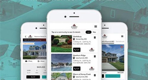 Summit Homes Launches Their New Home Shopping App